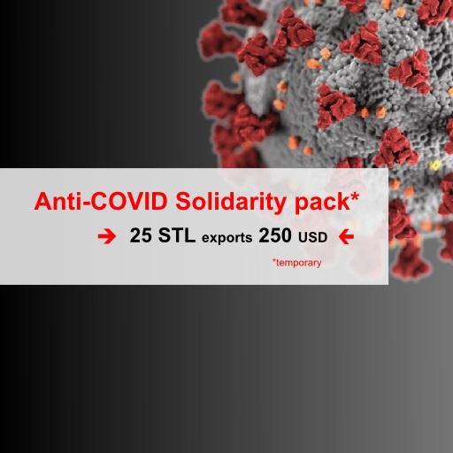 ImplaStation Anti-COVID Solidarity pack